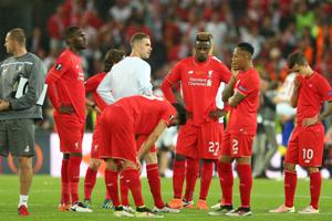 欧联-利物浦1-3惨遭逆转 塞维利亚3连冠