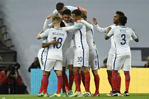 热身-斯莫林头球绝杀 英格兰小胜10人葡萄牙