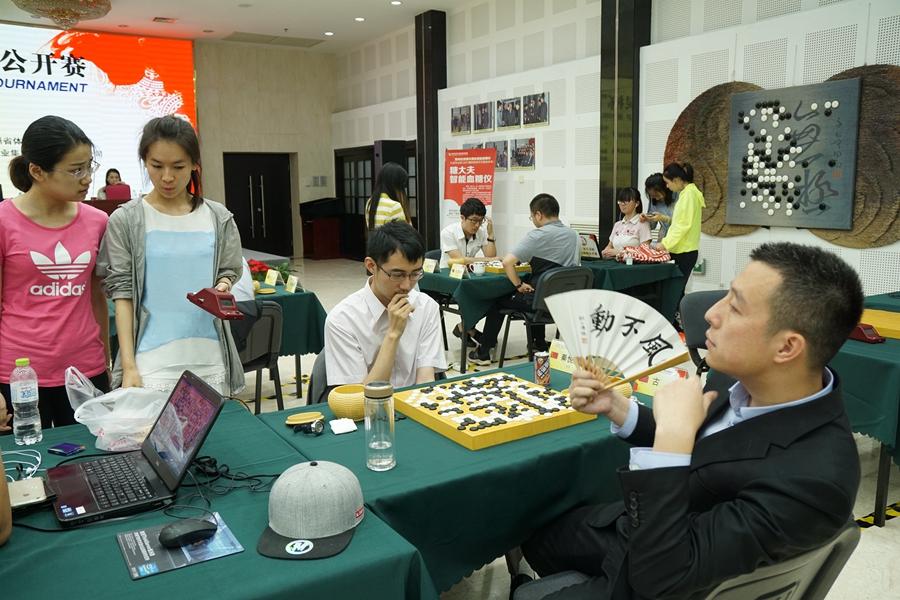 高清-百灵杯32强战赛后复盘