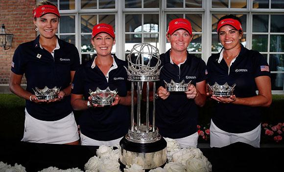 国际皇冠杯美国队夺冠 中华台北第三中国第六