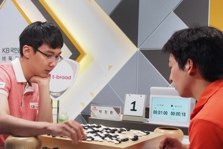 幻灯-2016KB国民银行杯韩国围棋联赛常规赛第7轮