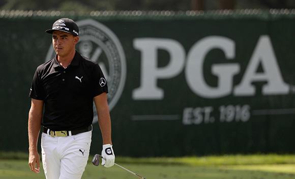 PGA锦标赛拉开序幕 大咖驾临备战大满贯