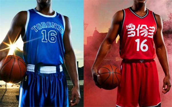 猛龙发布两款新赛季球衣
