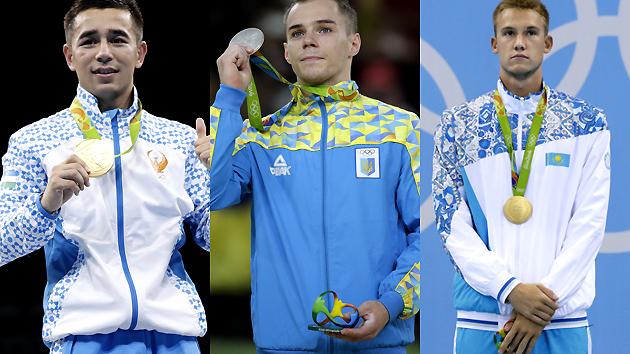 里约奥运Top10:领奖服