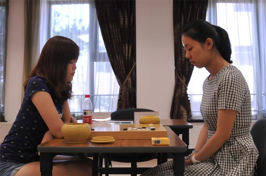 高清-第14届建桥杯女子围棋预选
