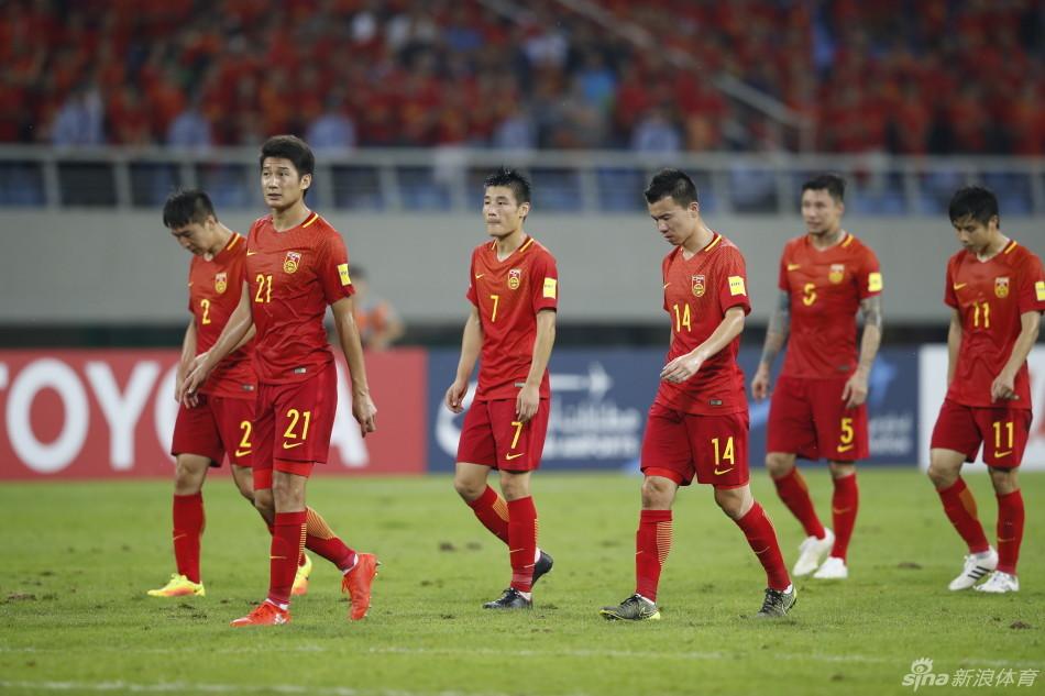 国足0-0亚洲头名伊朗
