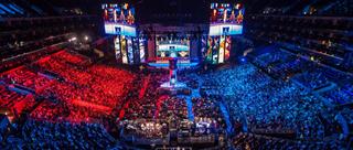 S6全球总决赛比赛场馆前瞻