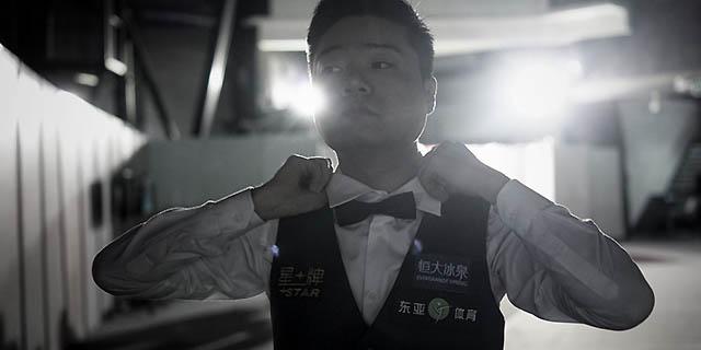 丁俊晖与上海大师赛这十年