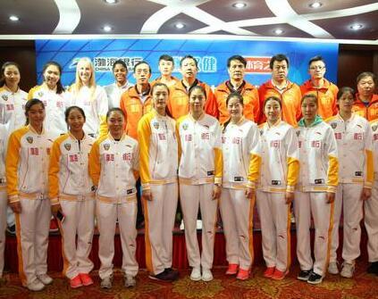 天津女排3-0八一深圳