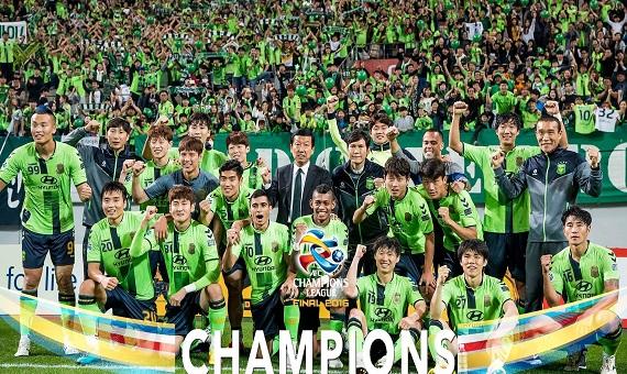 亚冠决赛-全北总分3-2艾因夺冠