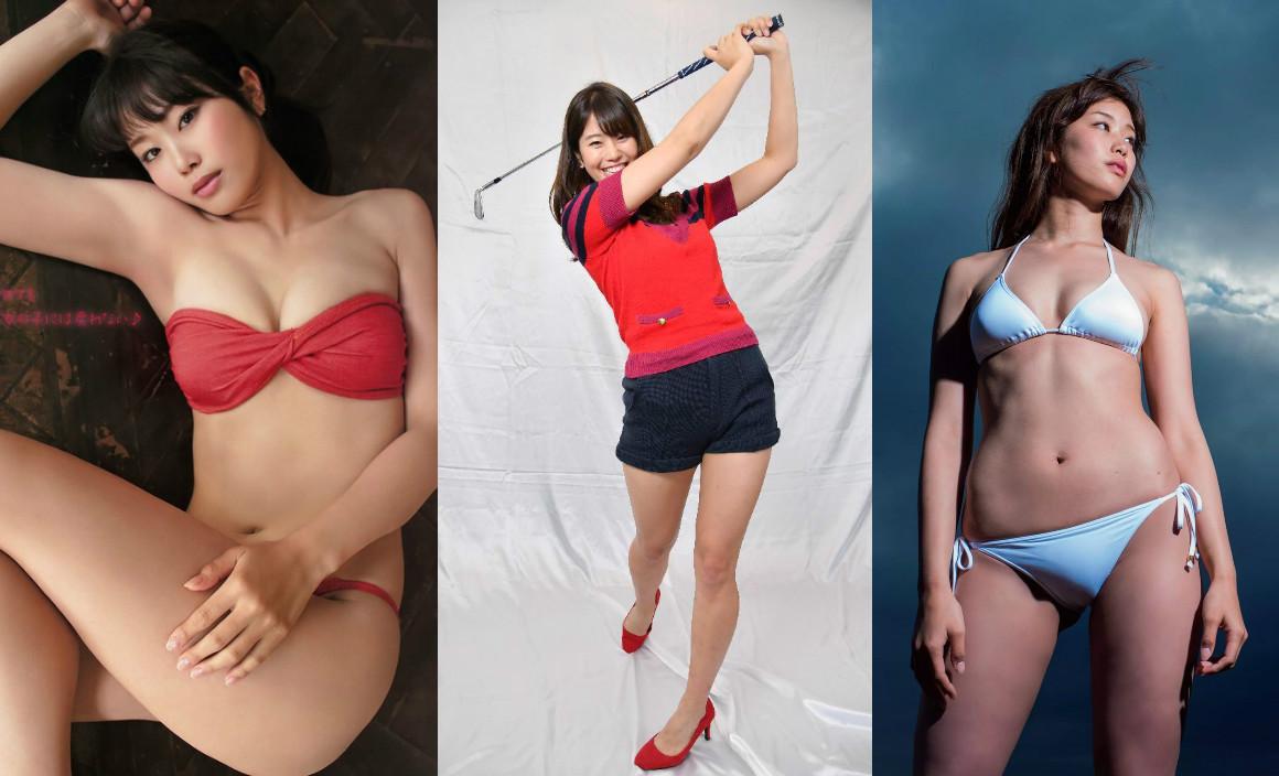 稻村亚美为世界杯助威 日本队长腿美女大使