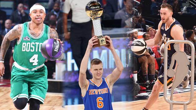 NBA-波尔津吉斯获全明星技巧赛冠军