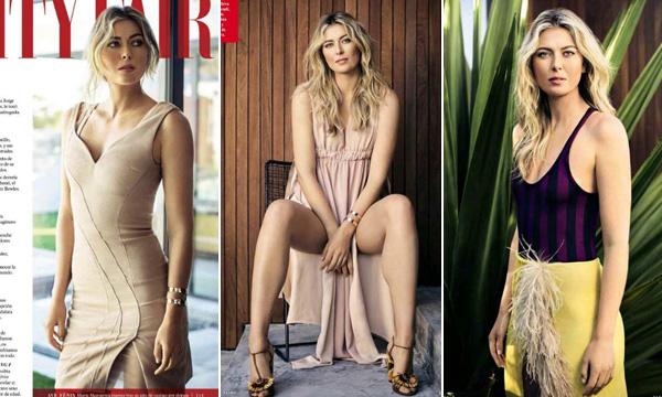 高清-莎娃登杂志封面 百变造型性感如一