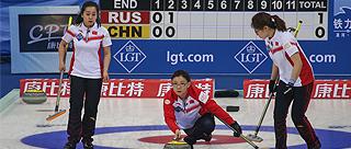 女子冰壶世锦赛中国第11收官