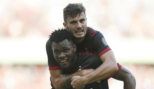 热身-19岁妖锋2球10新援出场 AC米兰4-0大胜拜仁