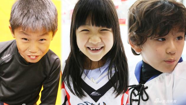 新浪杯亚洲青少年冰球总决赛萌娃大比拼