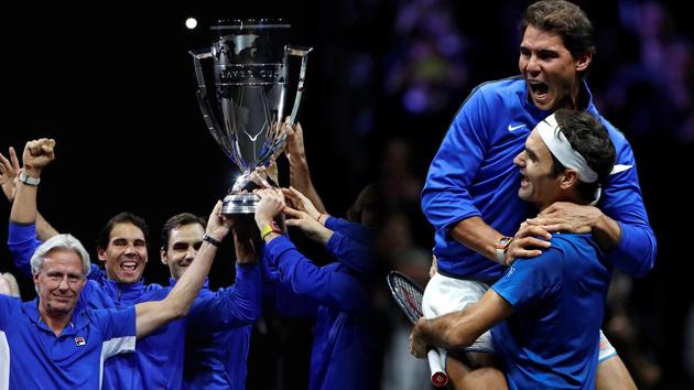 罗德拉沃尔杯-费德勒纳达尔率欧洲队夺冠