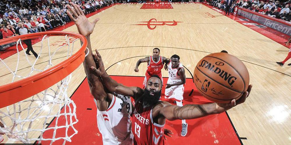 [NBA常规赛]火箭113-129猛龙