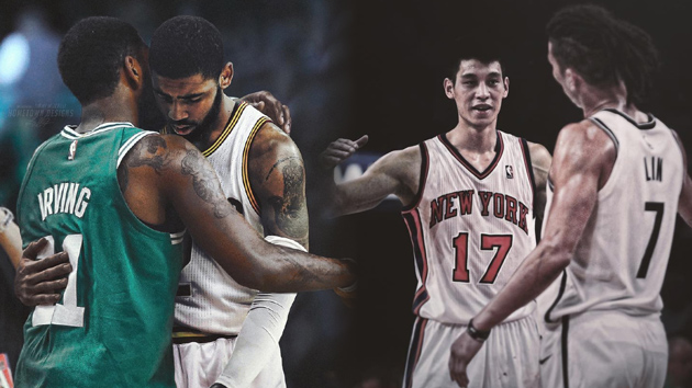 NBA历史VS现在 书豪欧文不忘初心