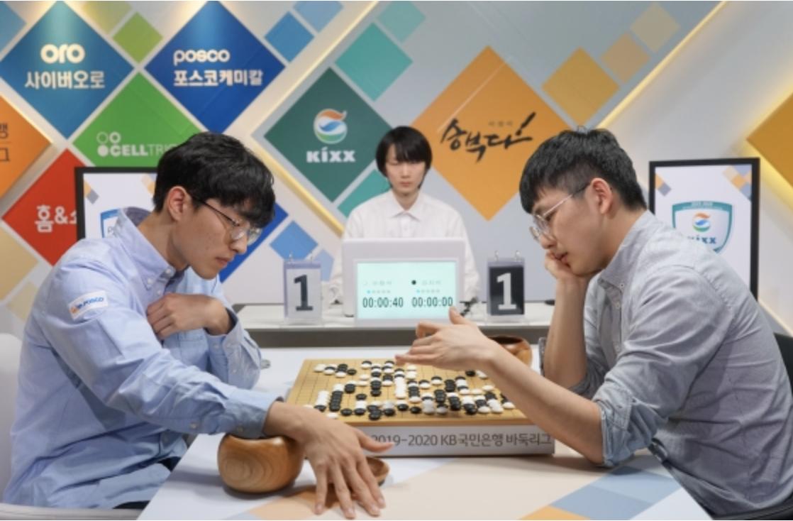 幻灯-韩国围棋联赛十轮IV