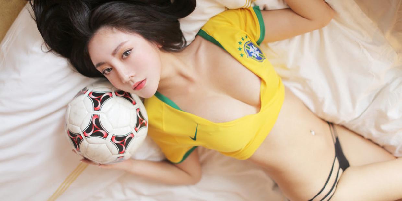 国内足球宝贝美图回顾