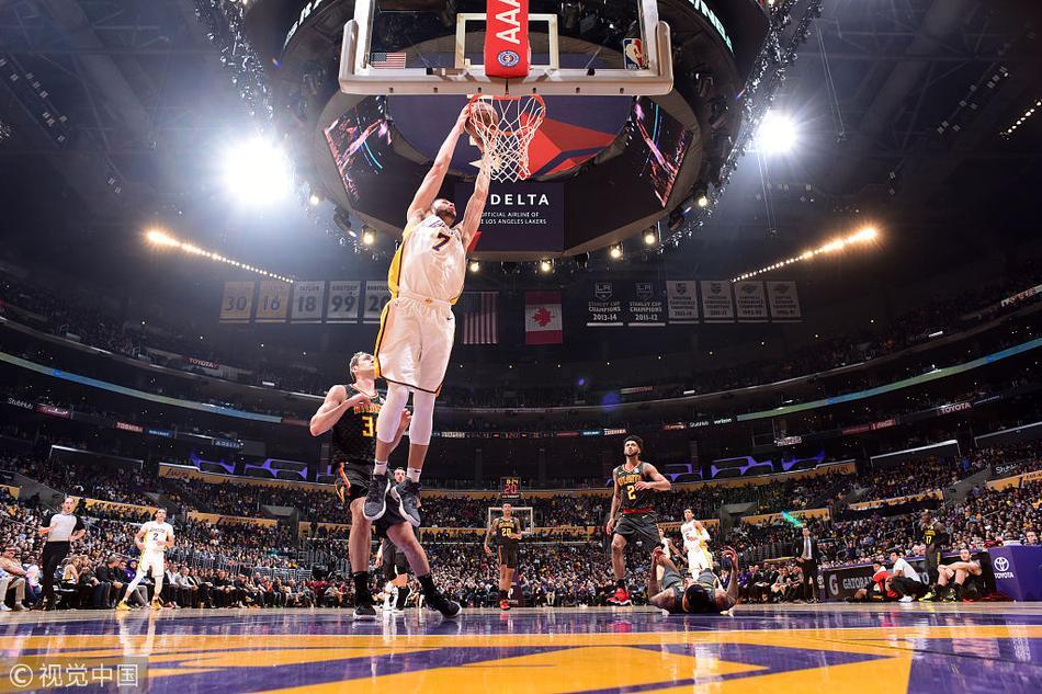 [NBA]老鹰113-132湖人(9张)