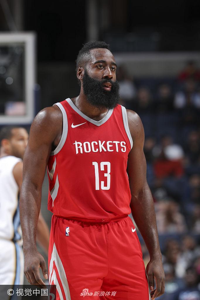 [NBA]火箭101-89灰熊(16张)