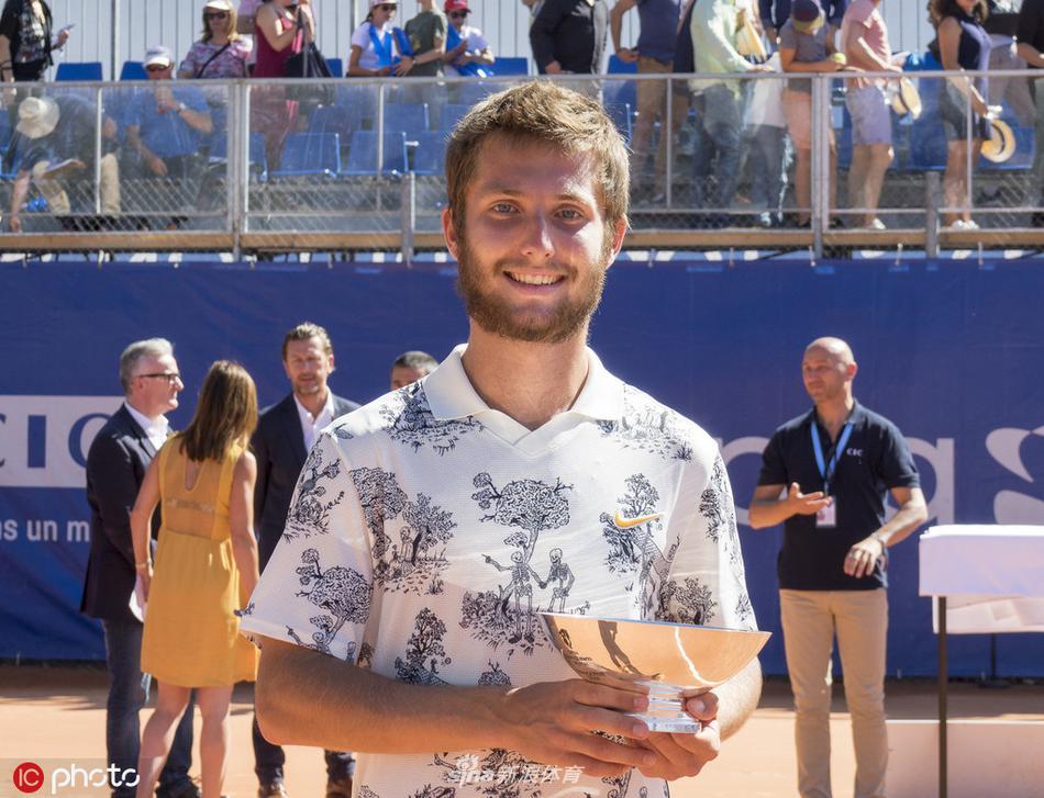 ATP挑战赛里昂站穆泰特2-0伊梅尔夺冠