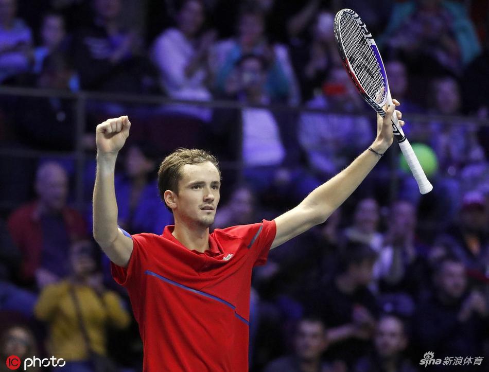 圣彼得堡赛俄新星进今年第8个决赛 和丘里奇争冠