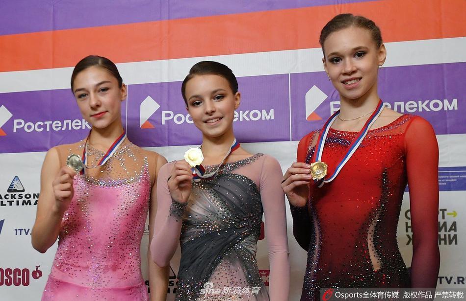 花滑俄锦赛舒尔巴科娃夺冠