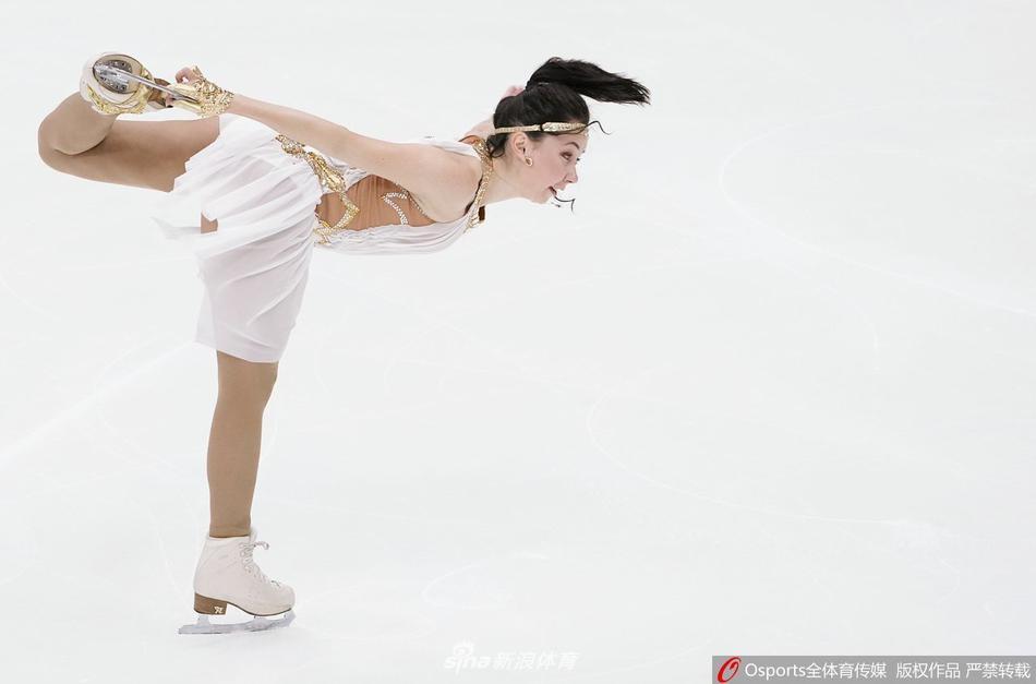 图克塔米舍娃出战花滑俄锦赛