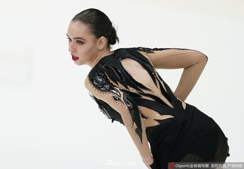 全俄锦标赛花滑女单自由滑