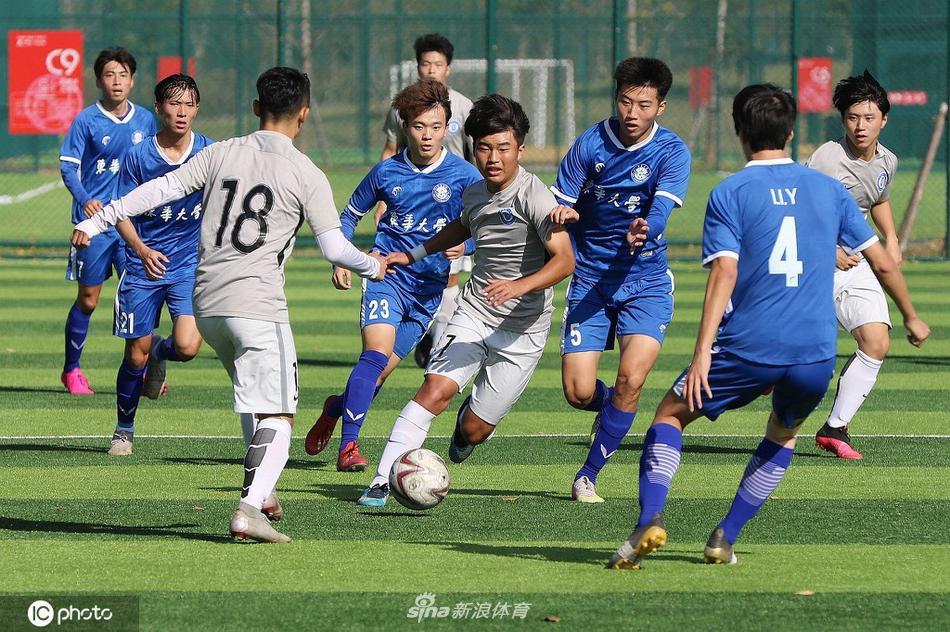 上海大学生校园足球联赛:上海理工大学3-2东华大学