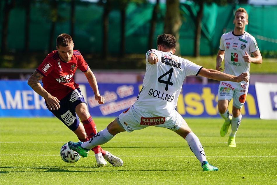 19/20奥地利足球超级联赛:沃尔夫斯贝格Vs维也纳快速