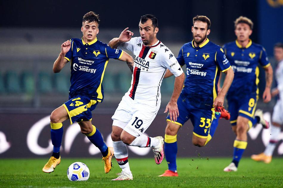 [意甲]维罗纳0-0热那亚