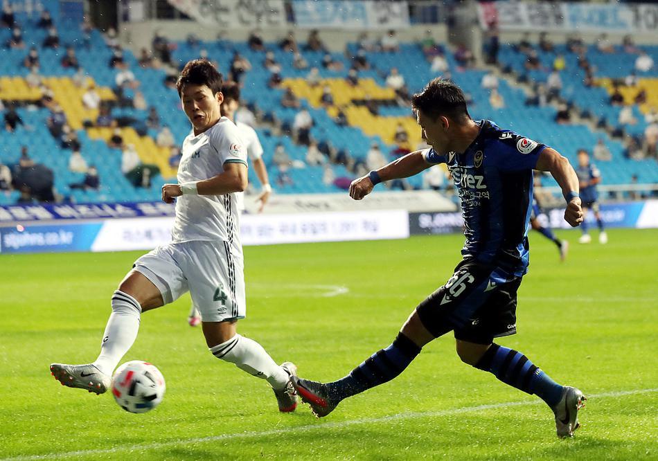 K联赛:仁川联0-2城南FC
