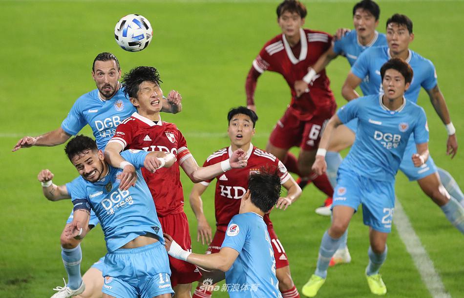 [K联赛]大邱FC 3-0釜山Park