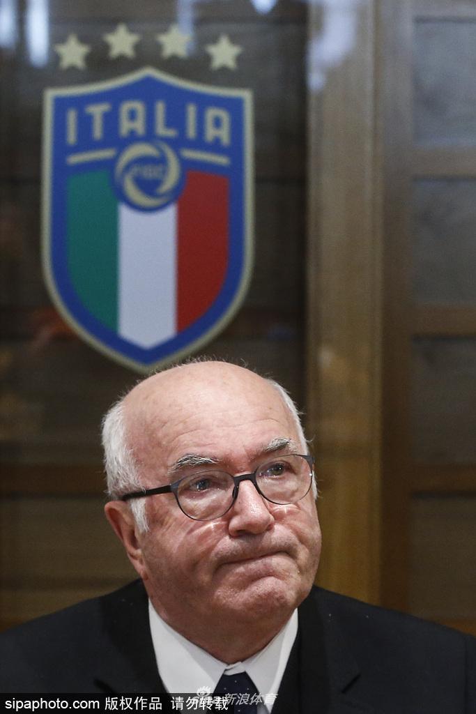 意大利足协主席正式宣布辞职(17张)