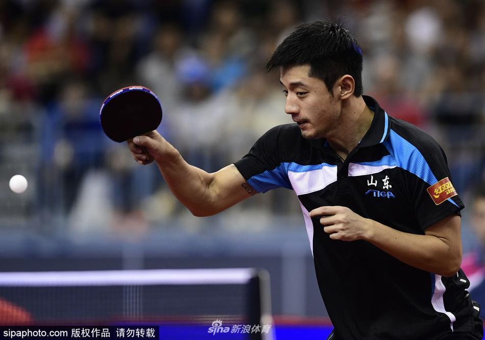 全运会乒乓球男团1/4决赛张继科负樊振东落败(19张)
