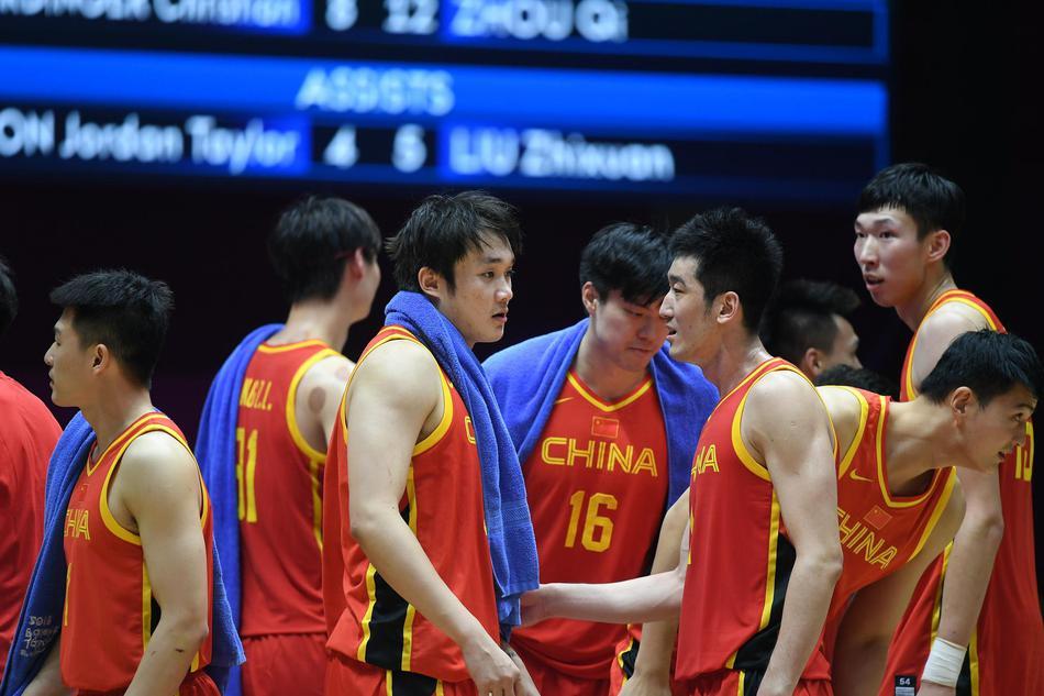 中国男篮需要重视每一个对手