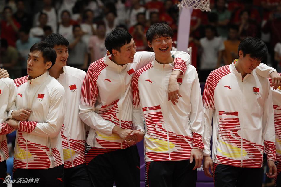 中国男篮亚运夺金