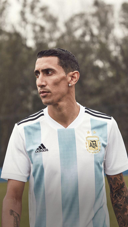2018世界杯阿根廷球衣发布图片