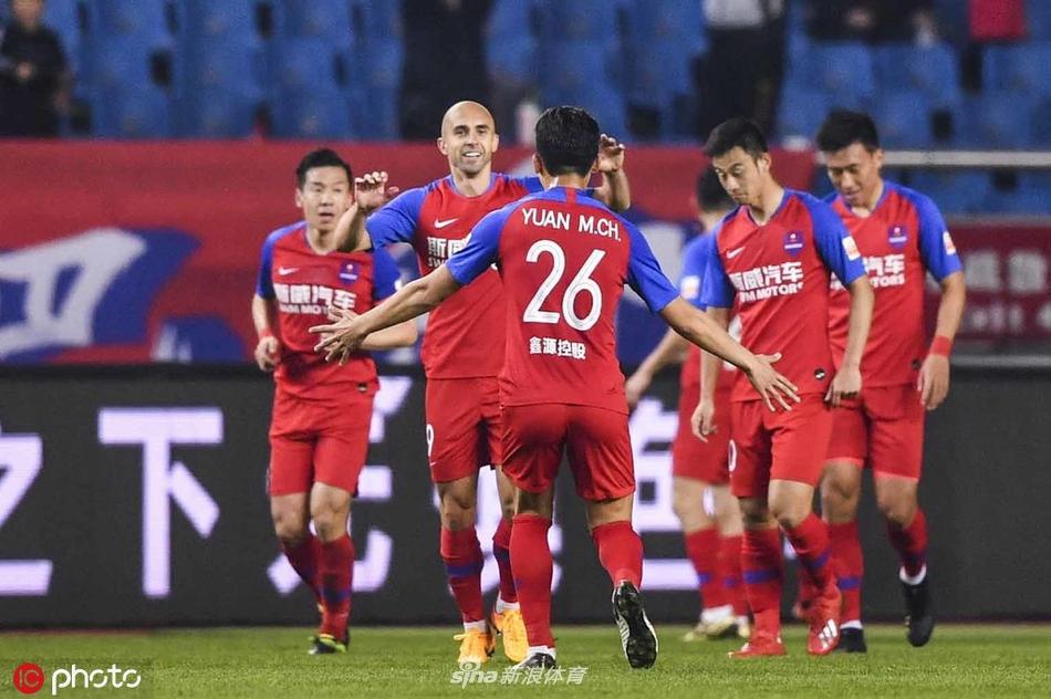 2019年11月1日 中超 北京人和vs广州富力 比赛录像