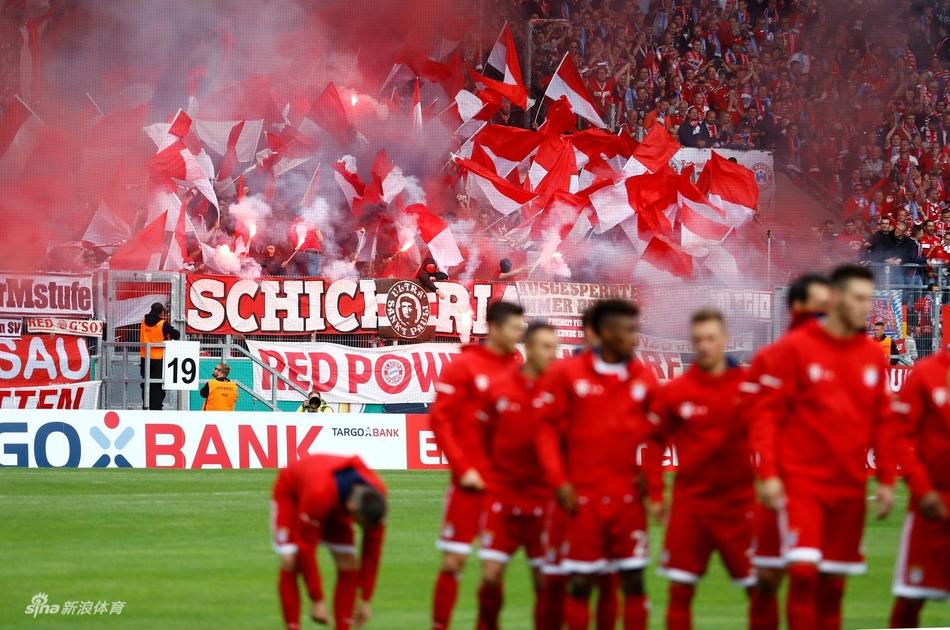 [德国杯]开姆尼茨0-5拜仁慕尼黑(13张)