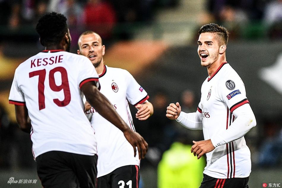 [欧联杯]维也纳1-5AC米兰(20张)