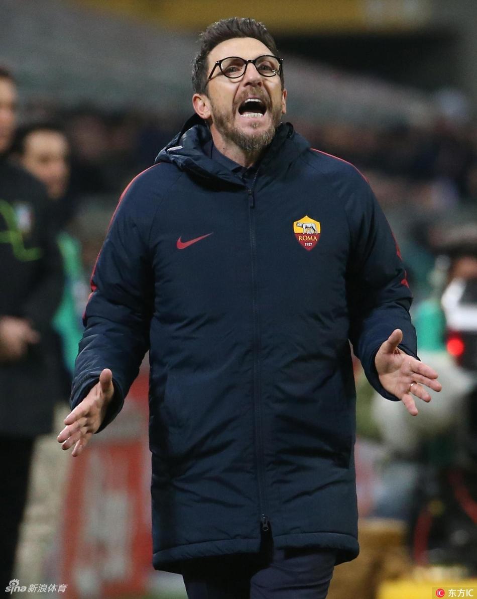 [意甲]国际米兰1-1罗马(16张)