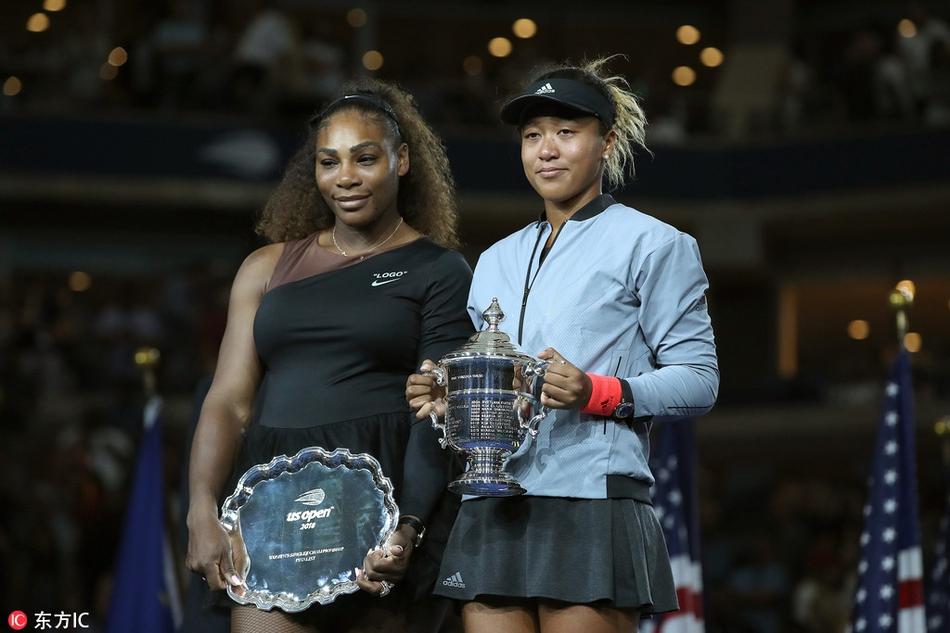 美网女单决赛