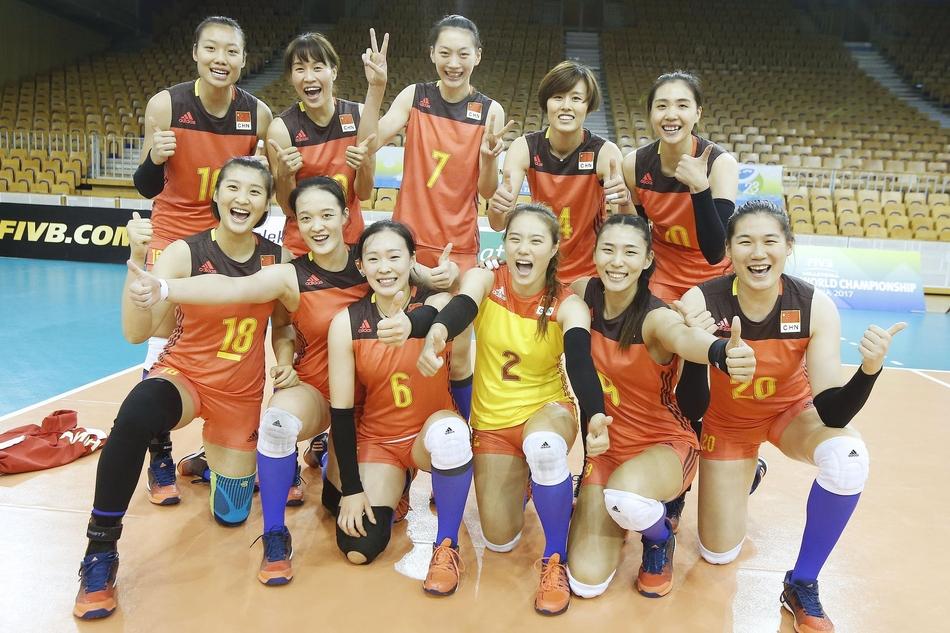 U23女排世锦赛中国4-2泰国获第7(15张)