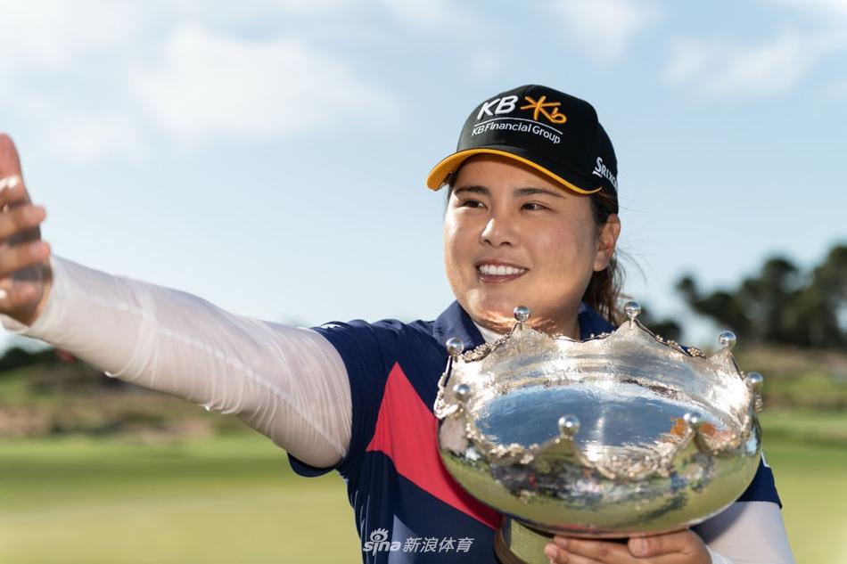 澳洲女子公开赛朴仁妃夺冠