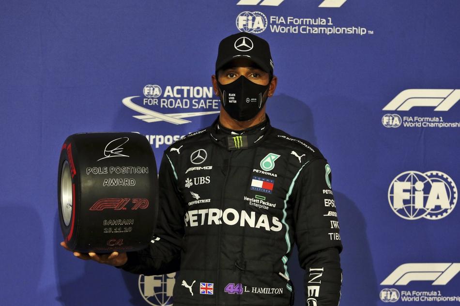 图集-F1巴林大奖赛排位赛